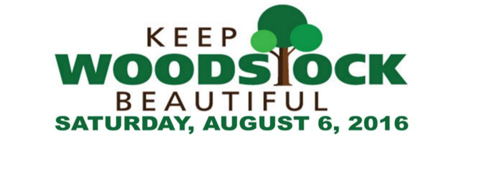 Keep Woodstock Beautiful